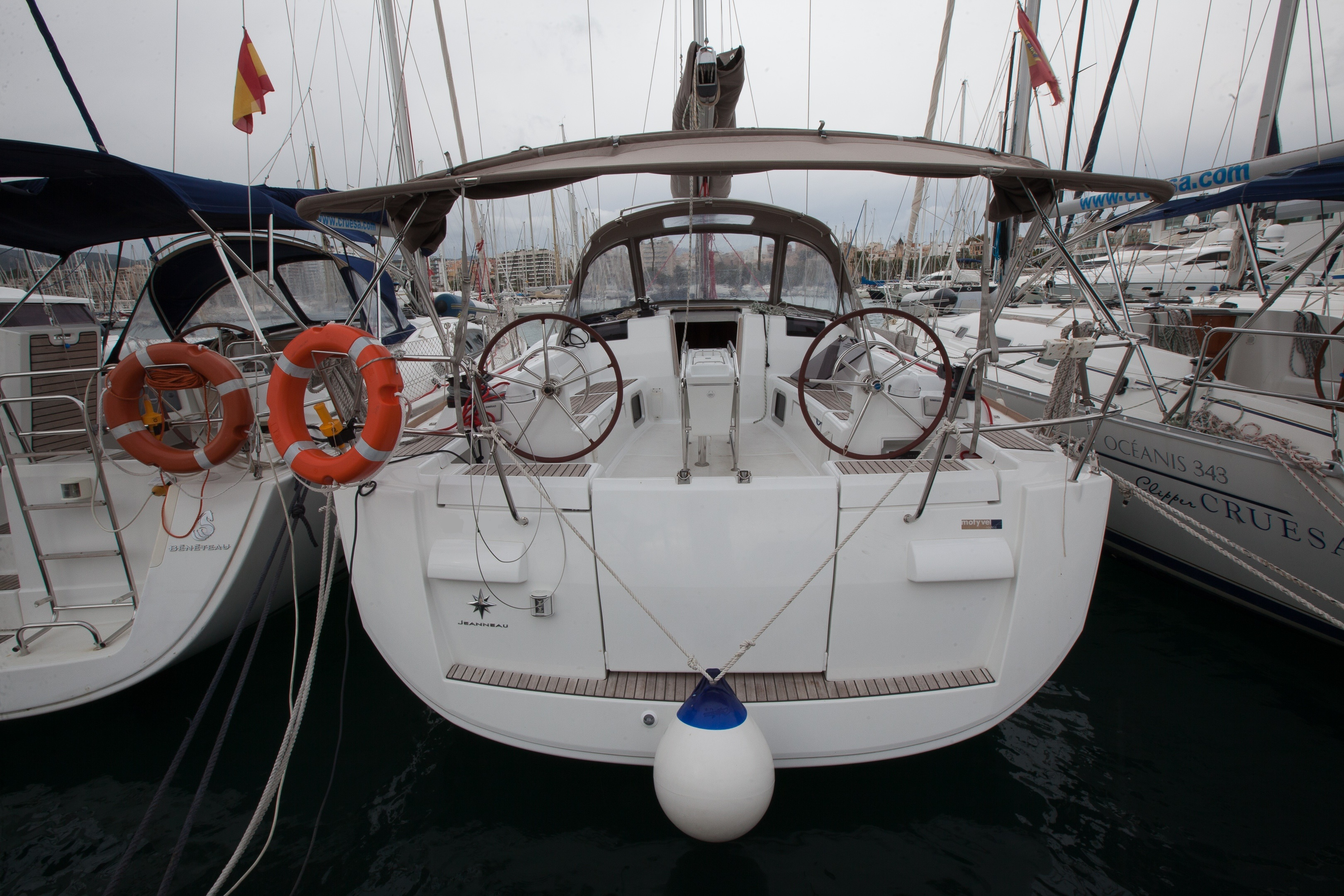 Jeanneau Sun Odyssey 439