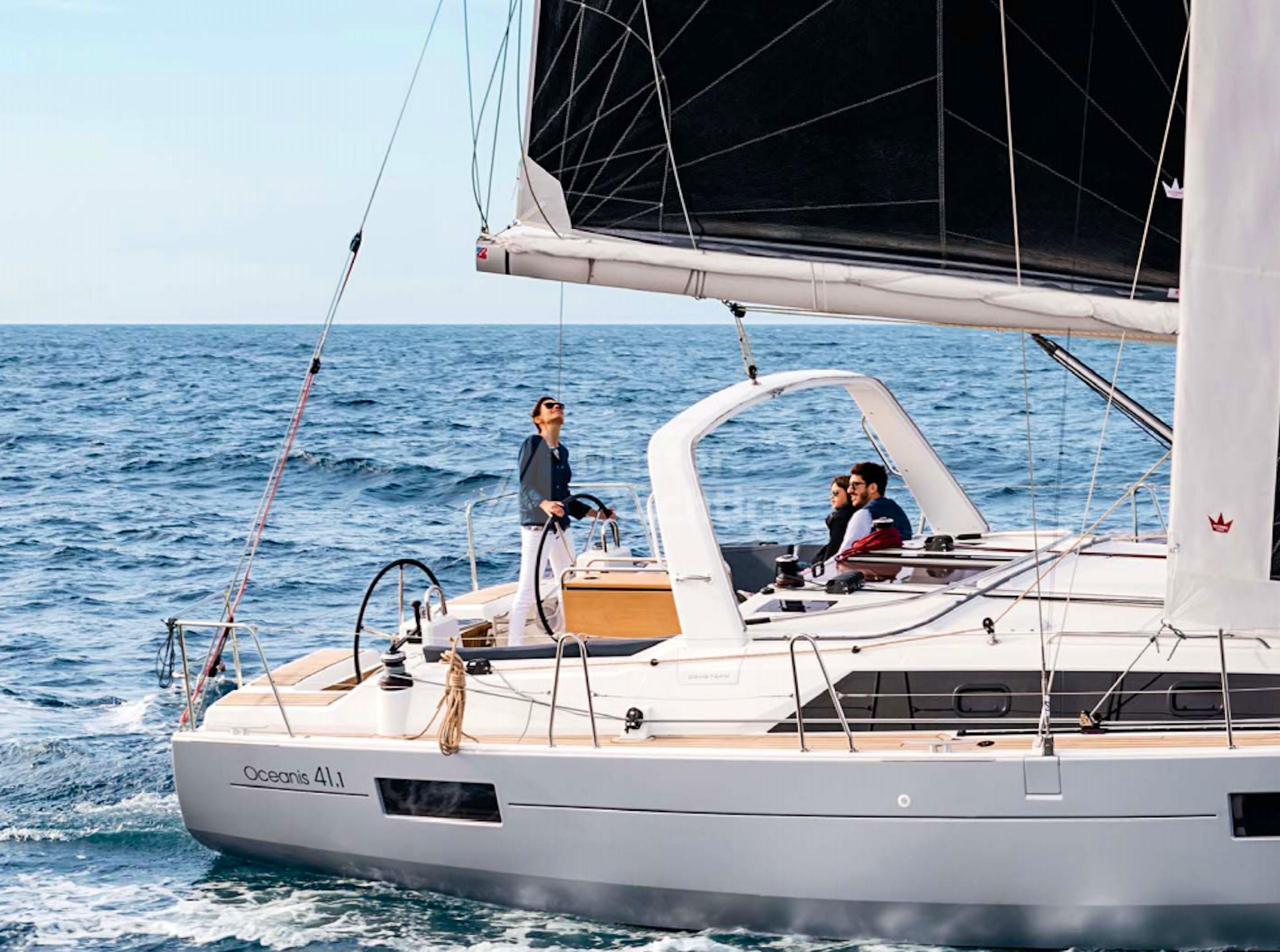 Beneteau Oceanis 41.1