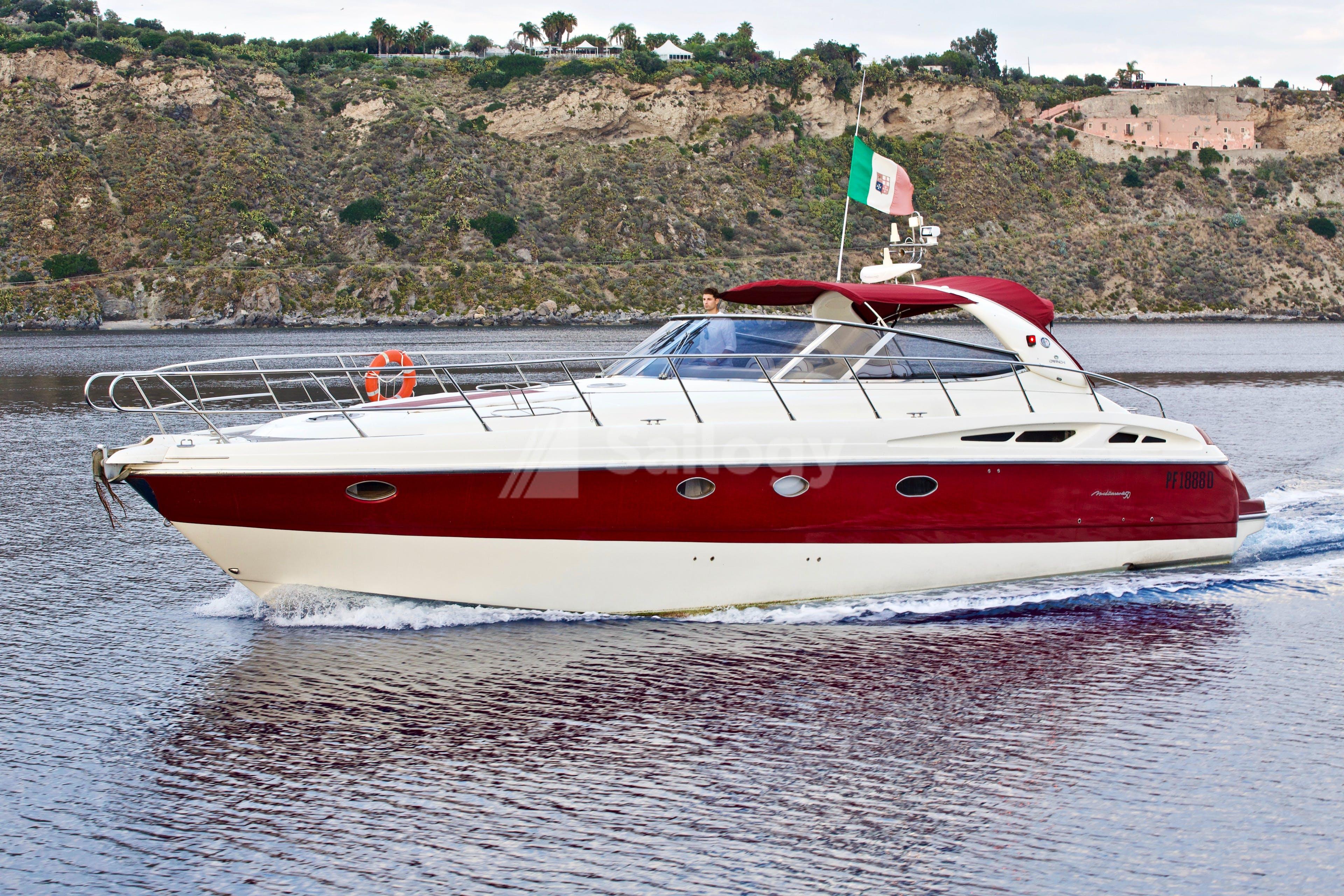 Cranchi Mediterranee 50