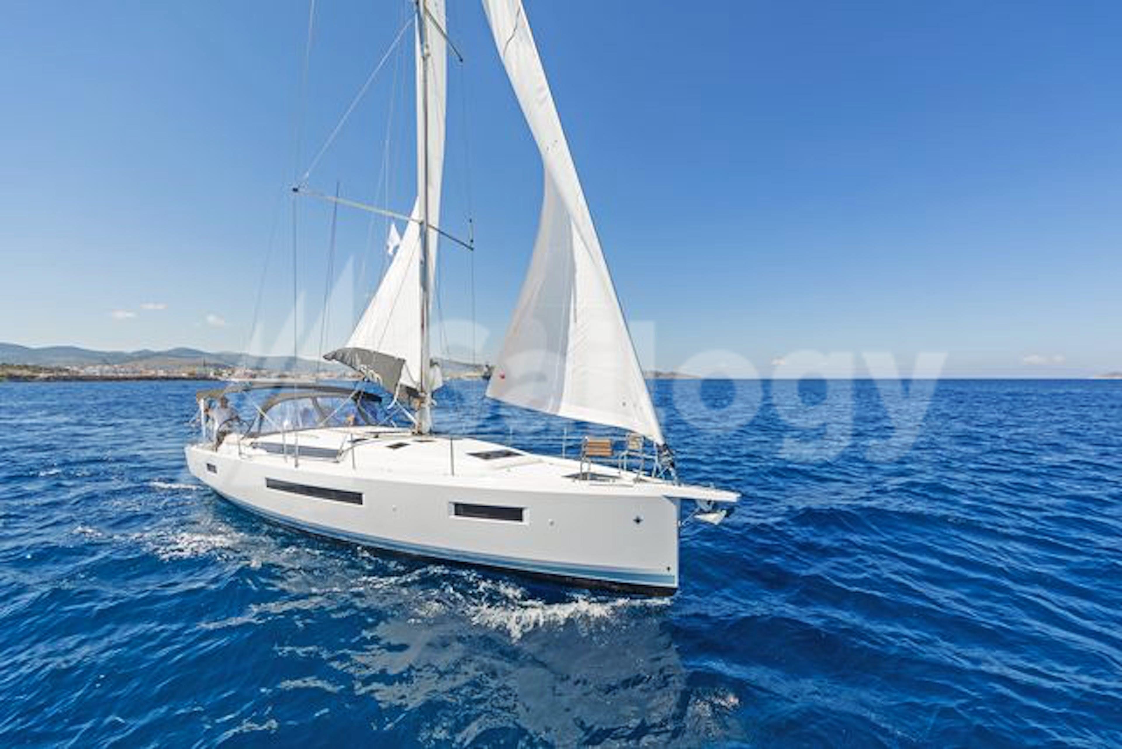 Jeanneau Sun Odyssey 490