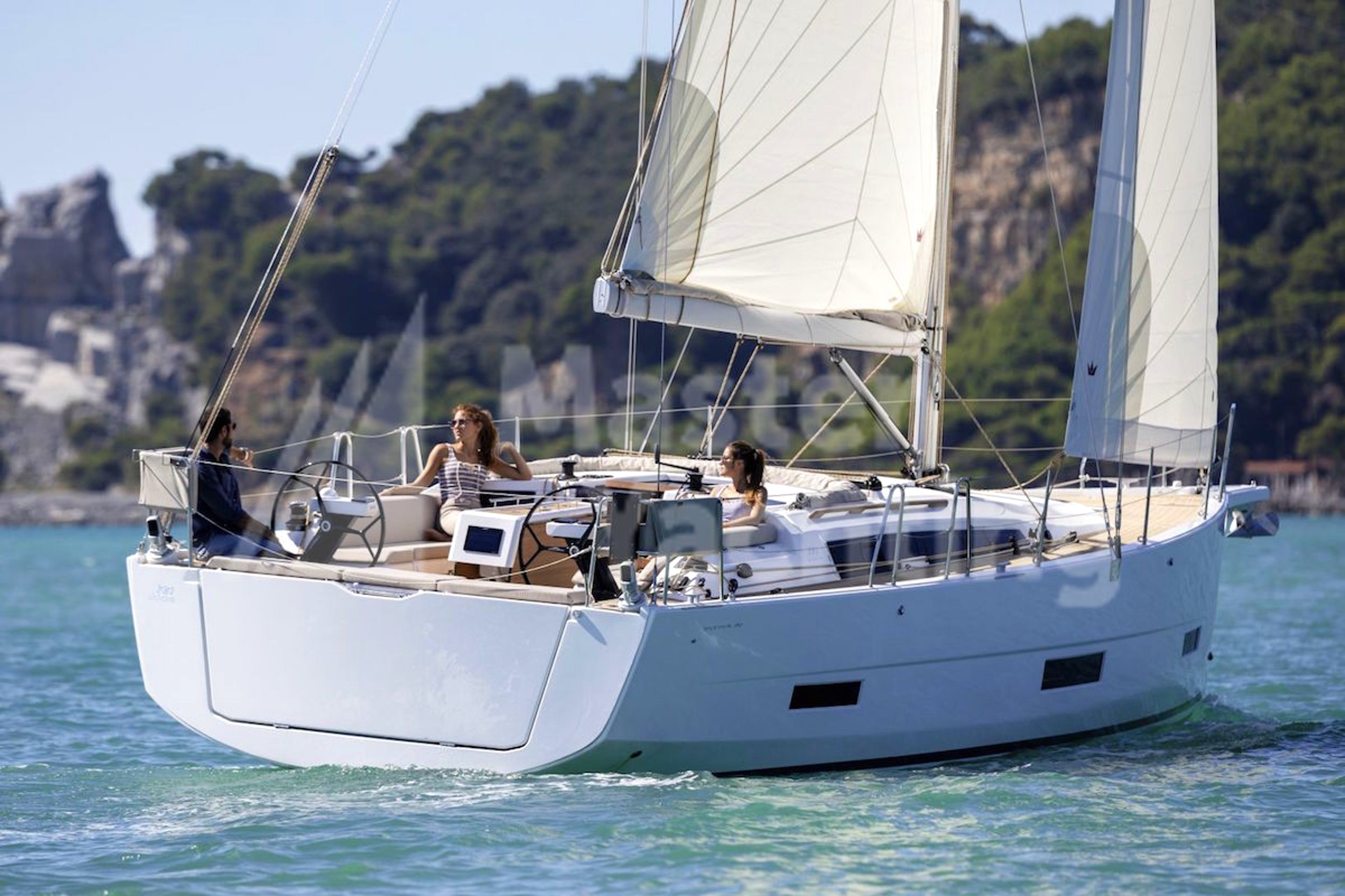 Dufour 390 Grand Large