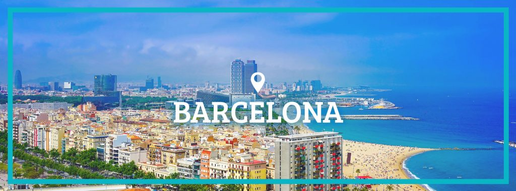 Lebendiges Barcelona