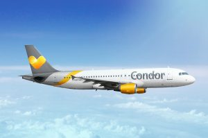 Condor Airbus nach Kuala Lumpur