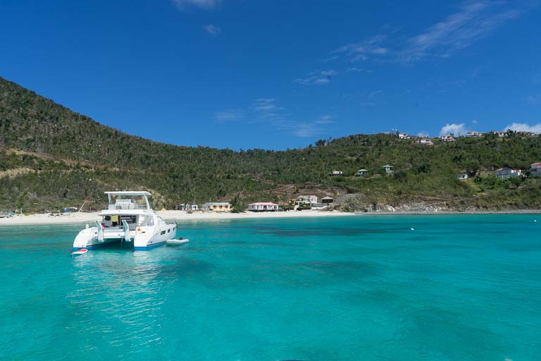 The White Bay auf Jost van Dyke