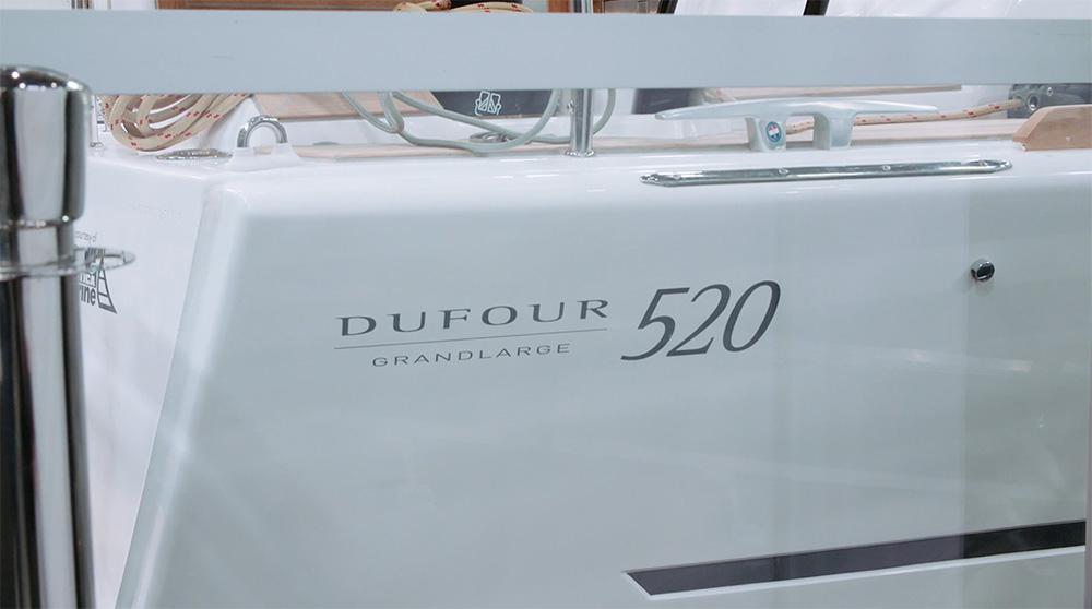 Dufour 520 GL