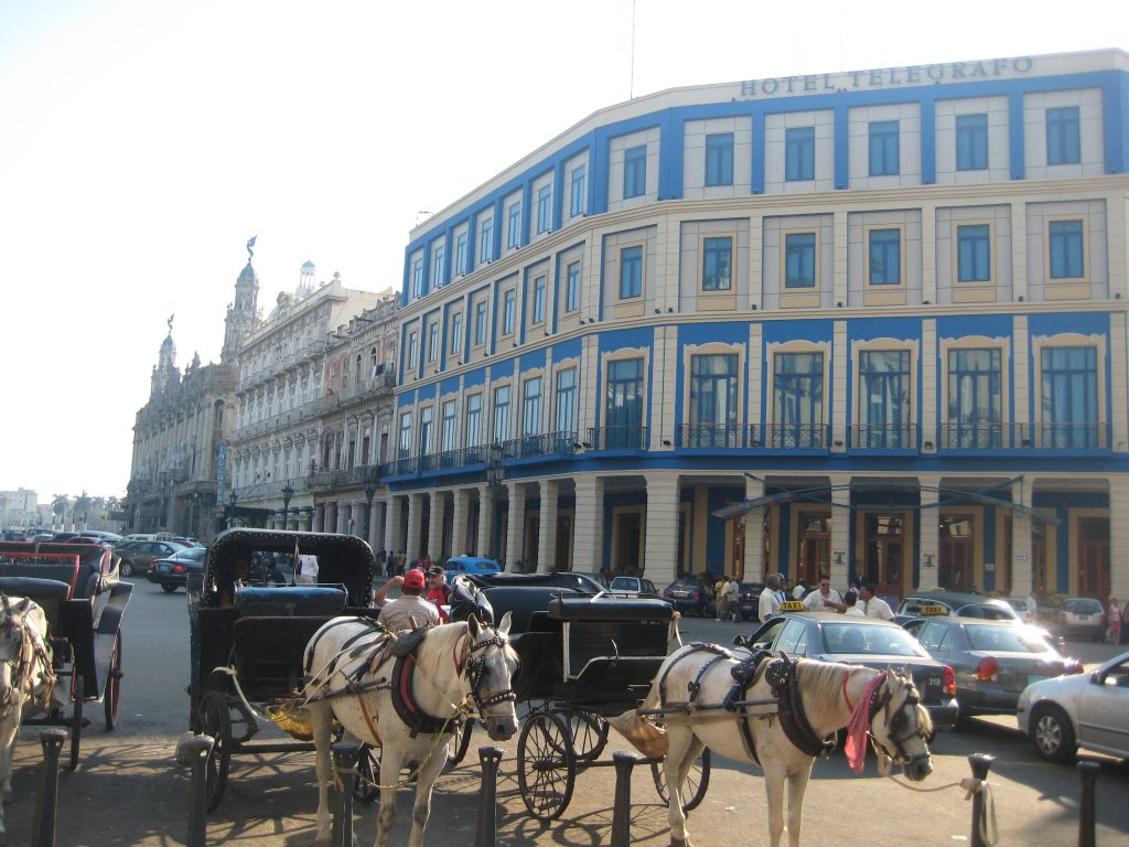 Havanna - die größte Stadt der Karibik