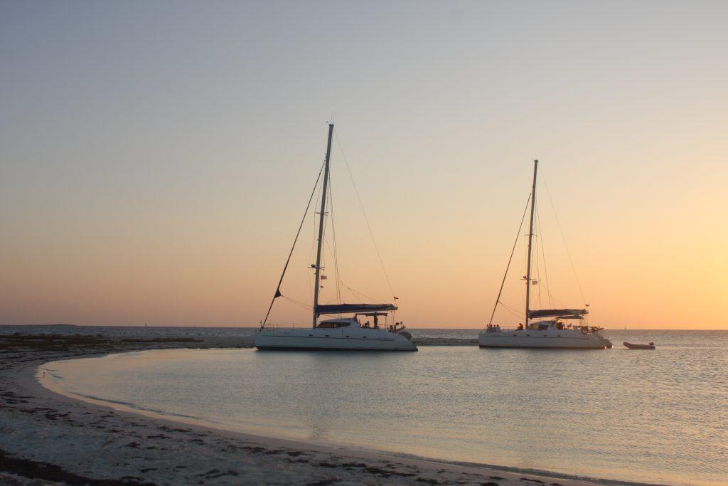 Charteryachten auf Kuba