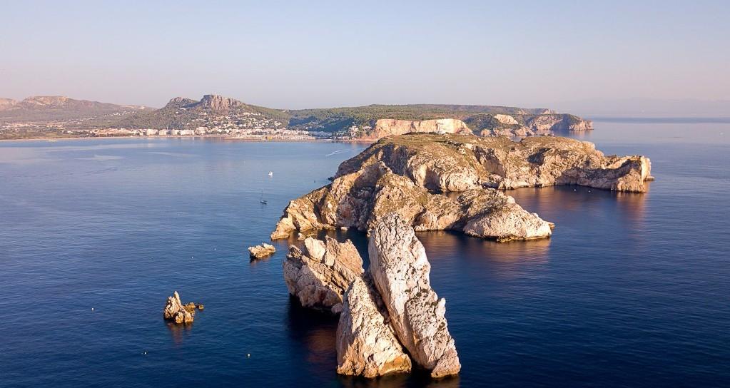 Laden als Naturparadies zum Tauchen und Segeln ein - die Medes - Inseln in Katalonien