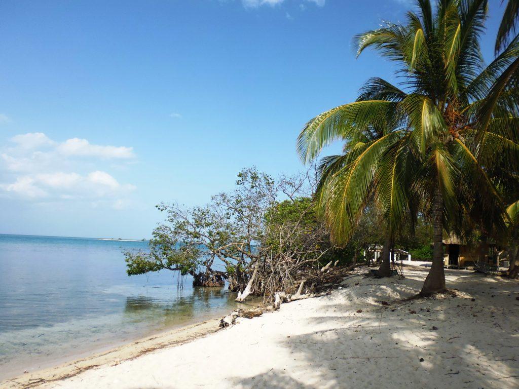 Segeln auf Kuba, ein toller Strand