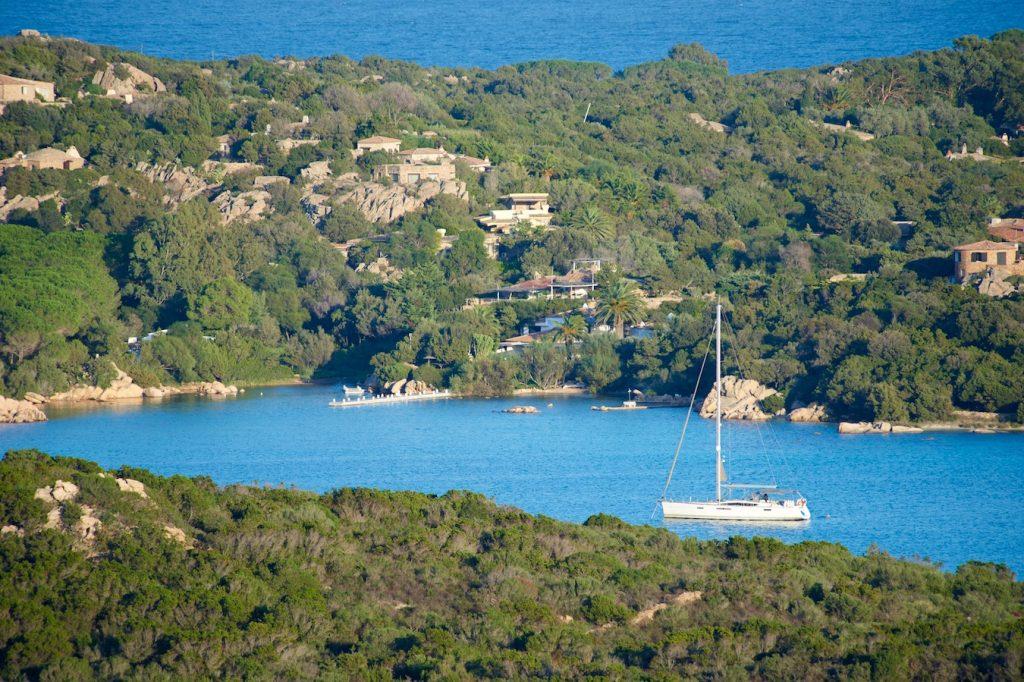 Flottille für Genießer / Sardinien