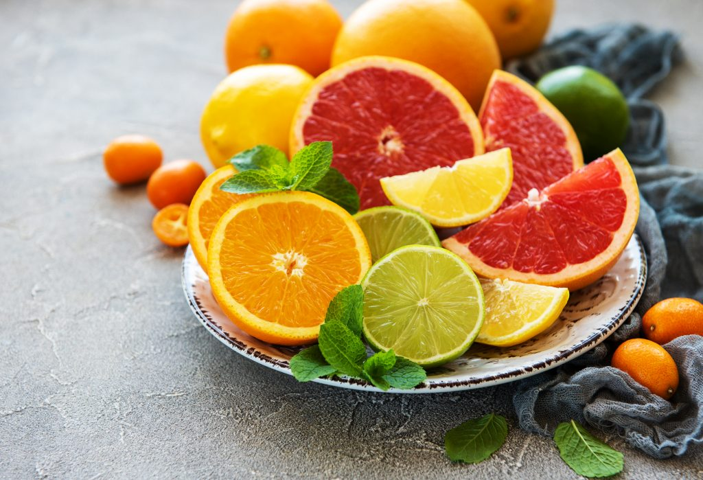 Vitamin C in frischer Form