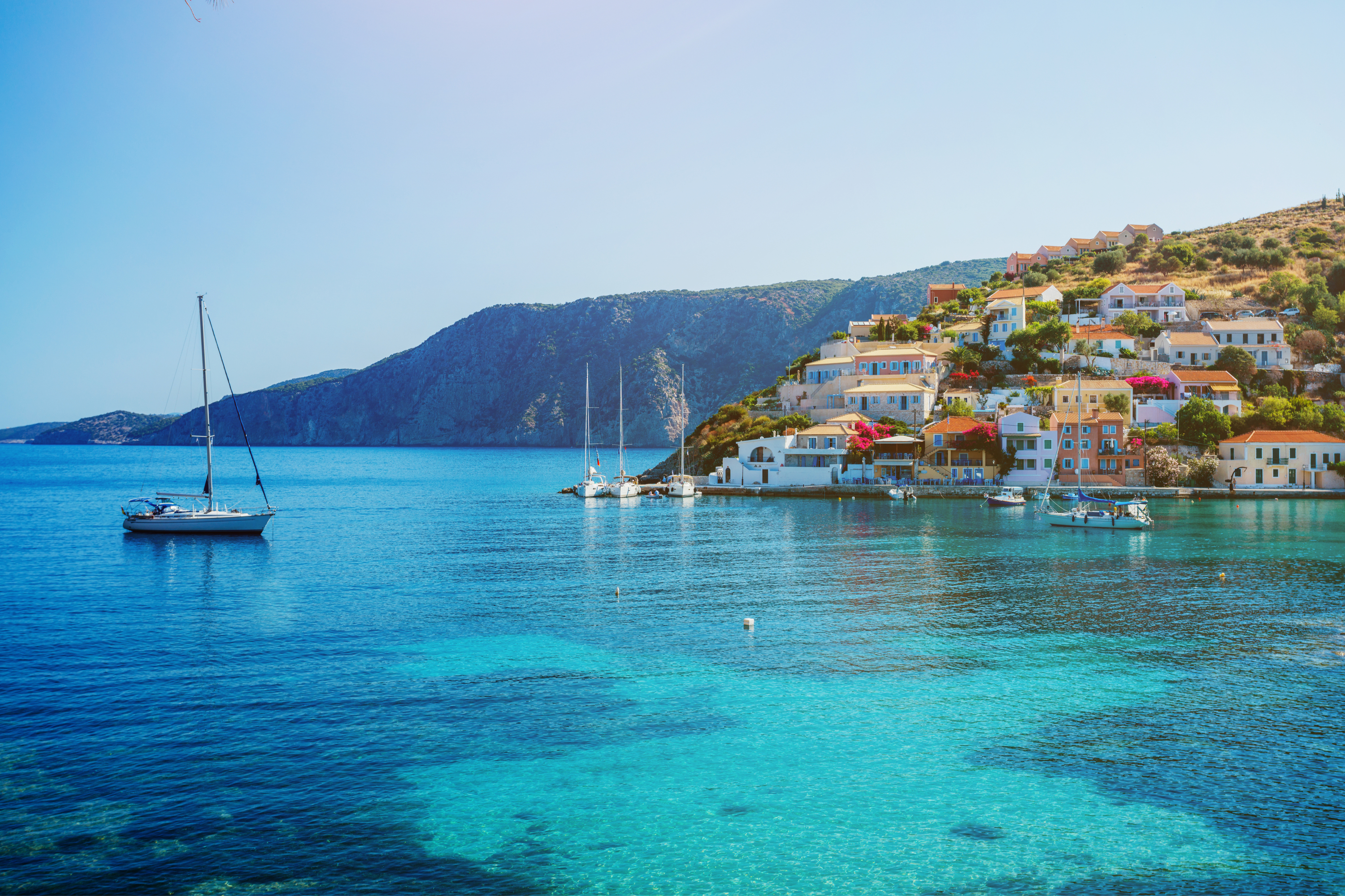 Find a catamaran in Lefkas for rent | Sailogy